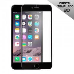 Protector Pantalla Cristal Templado iPhone 6 / 6s (FULL 3D Negro)