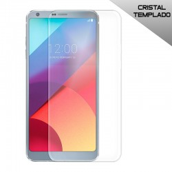 Protector Pantalla Cristal Templado LG G6 / G6 Plus