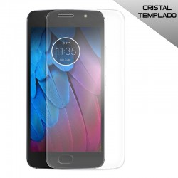 Protector Pantalla Cristal Templado Motorola Moto G5S