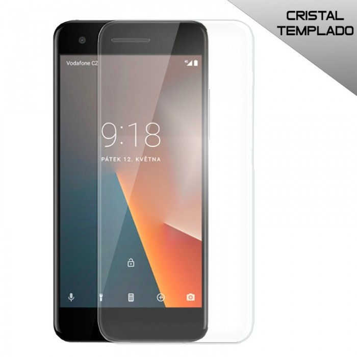 Protector Pantalla Cristal Templado Vodafone Smart V8