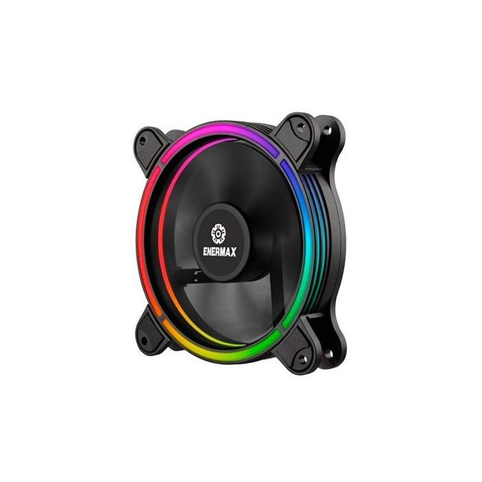VENTILADOR 120X120 ENERMAX T.B. RGB SINGLE