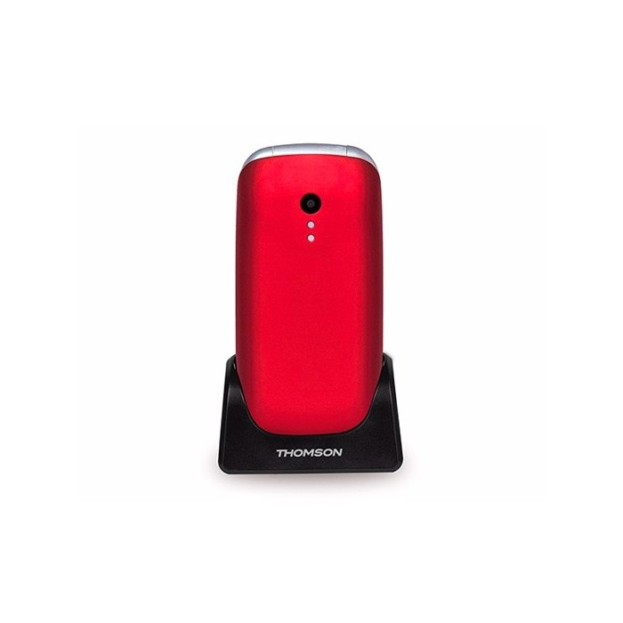 MOVIL SMARTPHONE THOMSON SEREA63 ROJO