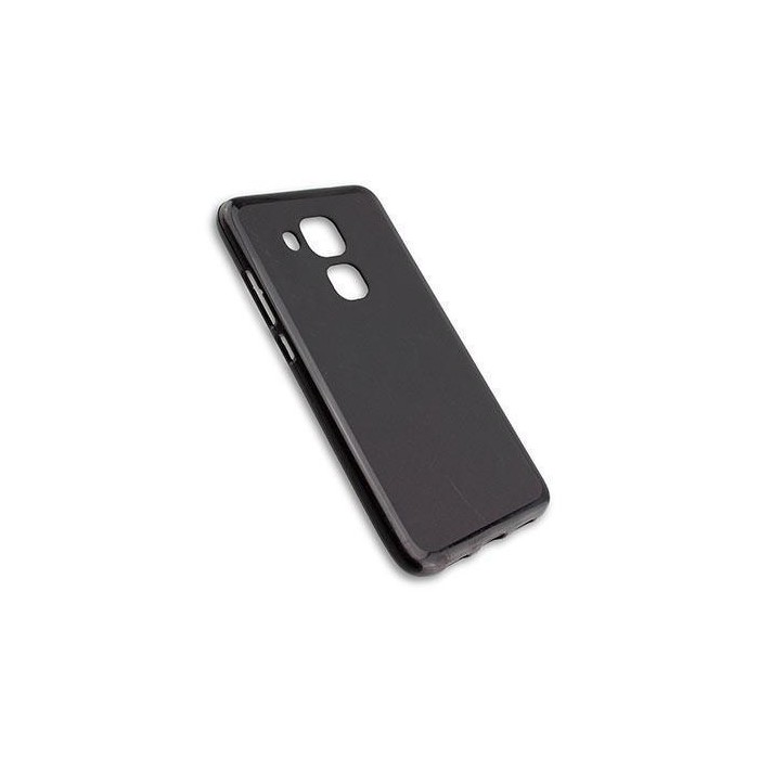 Funda silicona gel Huawei Nova Plus color negro