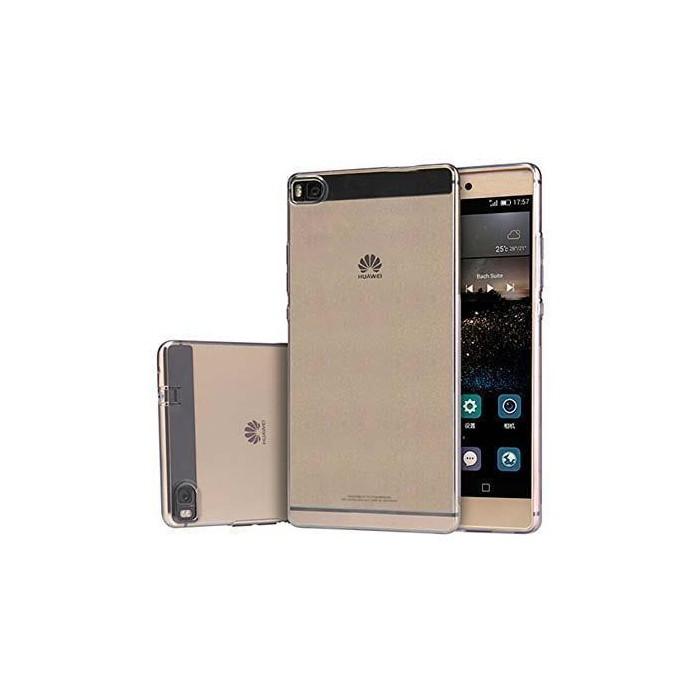 Funda silicona gel Huawei Ascend P8 ultra slim 0,3mm transparente
