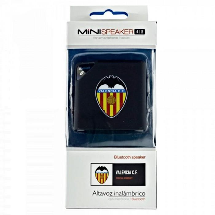 Altavoz Música Bluetooth Fútbol Licencia Valencia C.F. (3W)