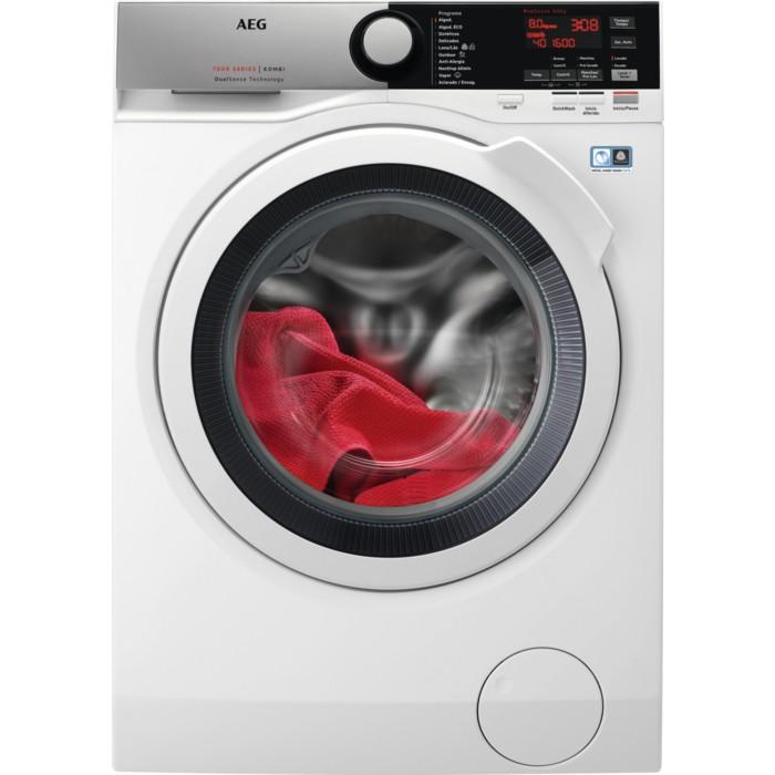 AEG L7WEE861 8/6Kg Bco - Lavasecadora Libre Instalación