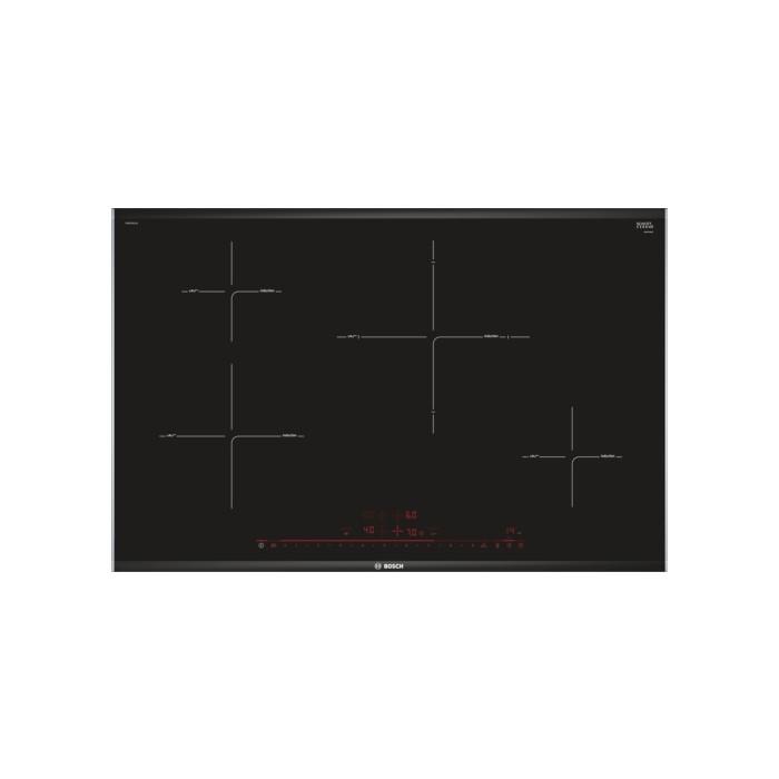 BOSCH PIE875DC1E 80cm 4f induc - Placa Inducción