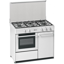 MEIRELES G2940VW bco but - Cocina Gas