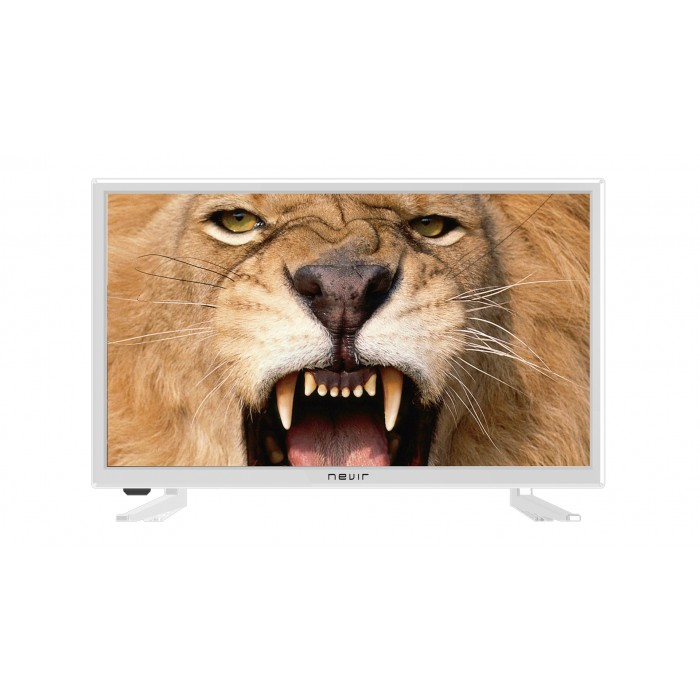 NEVIR NVR7418HDB 20 12v Blanc - TV LED""