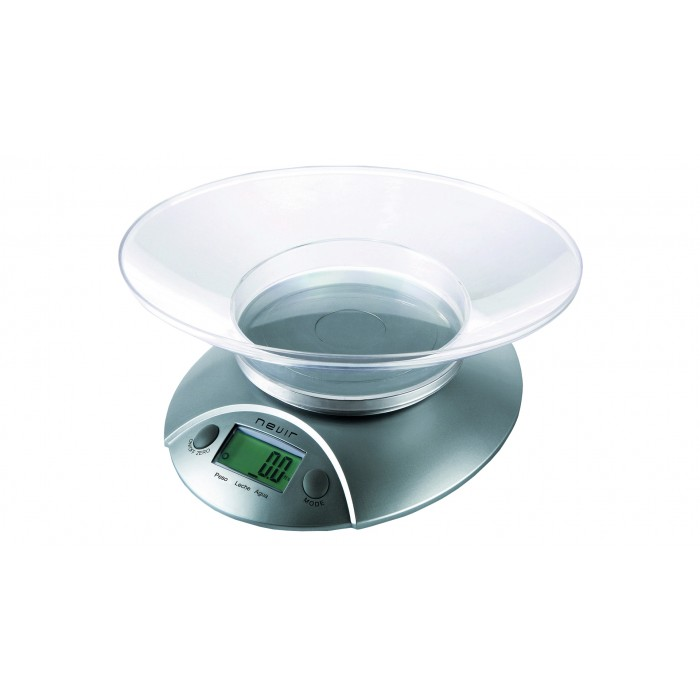 NEVIR NVR3338BC - Básculas de Cocina