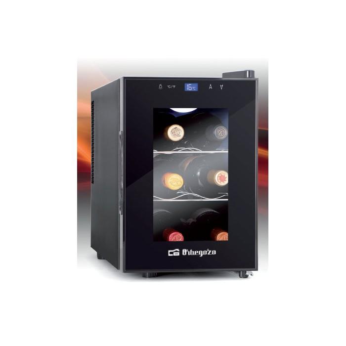 ORBEGOZO VT610 6 botellas - Vinoteca Libre Instalación