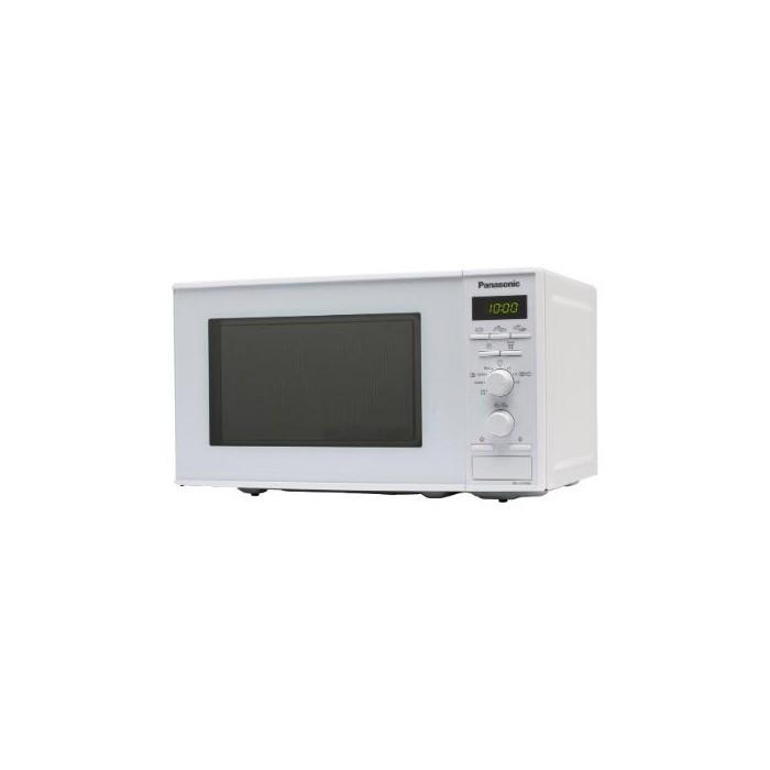 PANASONIC NNJ151WMEPG 20L Bco - Microondas Libre Instalación