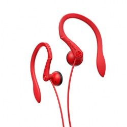 PIONEER SEE511R Rojo Clip - Auricular Deportivo