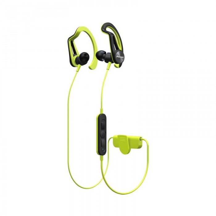 PIONEER SEE7BTY Amarillo - Auricular Deportivo