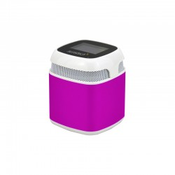 SUNSTECH SPUBT710 Rosa Bluetoo - Altavoz Portátil