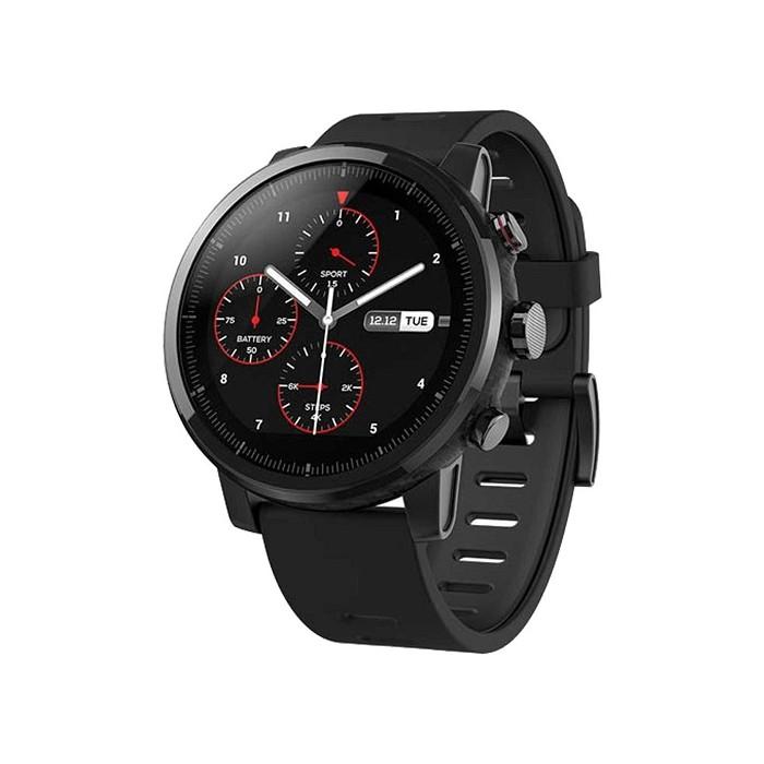 Bracelet Xiaomi Amazfit Stratos/Pace 2 black