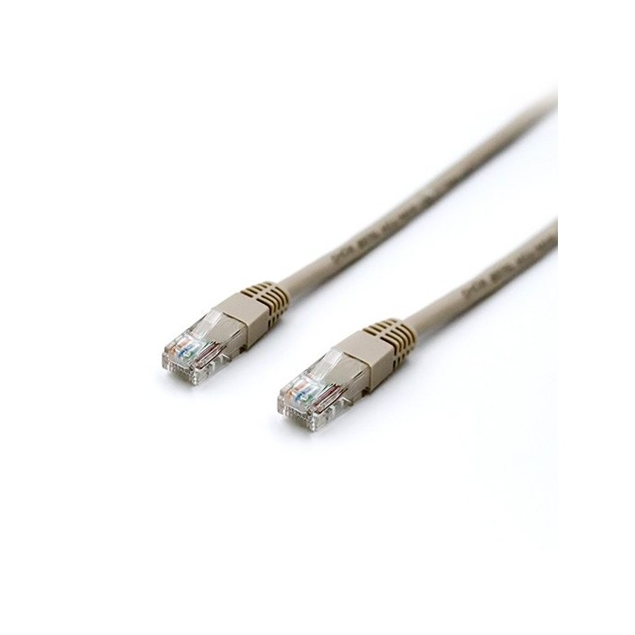 CABLE RED UTP CAT6 RJ45 NJOIT 1M BLANCO