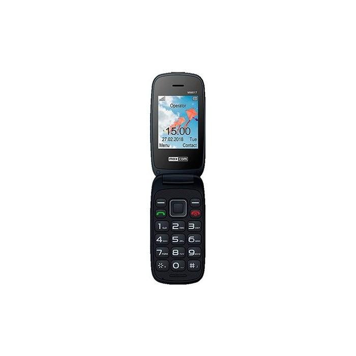MOVIL SMARTPHONE MAXCOM COMFORT MM817 NEGRO BASE DE CARGA