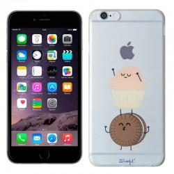 Carcasa iPhone 6 / 6s Licencia Mr Wonderful Galleta
