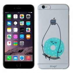 Carcasa iPhone 6 Plus / 6s Plus Licencia Mr Wonderful Rosco