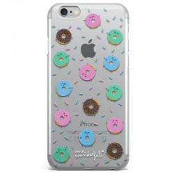 Carcasa iPhone 7 / iPhone 8 Licencia Mr Wonderful Donuts