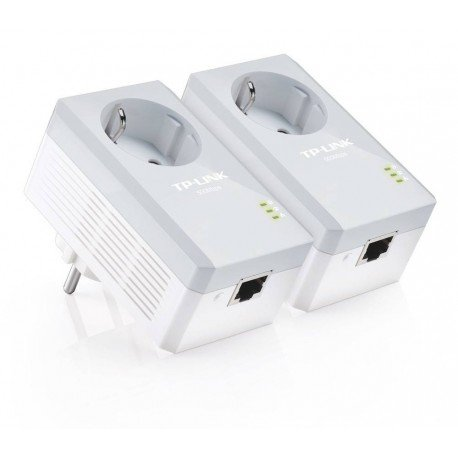 ADAPTADOR PLC TP-LINK AV500 TL-PA4010P KIT 2UDS