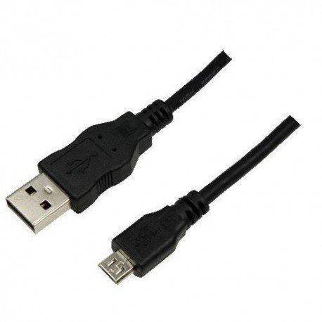 CABLE USB(A) 2.0 A MICRO USB(B) 2.0 LOGILINK 1.8M