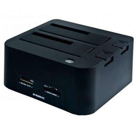 DOCKING STATION B-MOVE HD 2.5/3.5 SATA A USB 2.0
