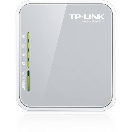 WIRELESS ROUTER TP-LINK N150 TL-MR3020 3G/3.75G