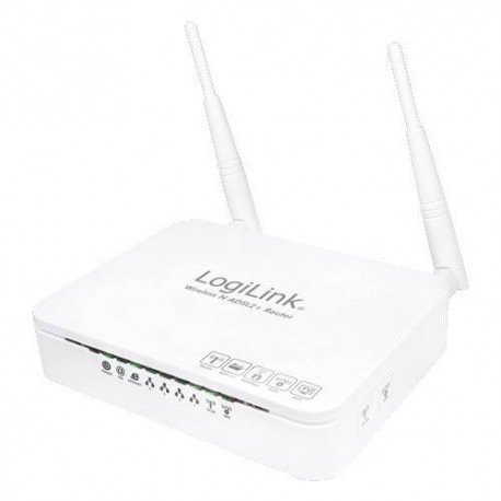 WIRELESS ROUTER 300M LOGILINK WL0131
