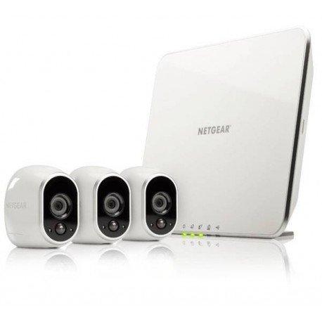 CAMARA IP NETGEAR ARLO VMS3330 CLOUD
