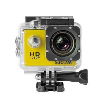 CAMARA VIDEO SJCAM SJ4000 YELLOW V2.0