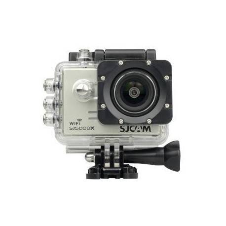 CAMARA VIDEO SJCAM SJ5000X ELITE WIFI SILVER V2.0