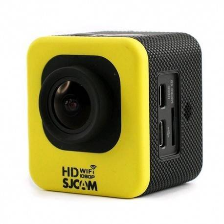 CAMARA VIDEO SJCAM M10 WIFI YELLOW V2.0