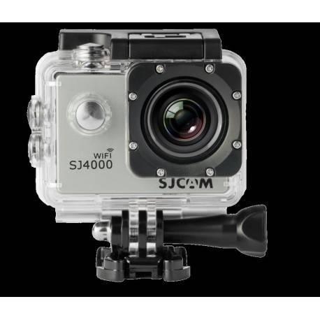 CAMARA VIDEO SJCAM SJ4000 WIFI SILVER V2.0