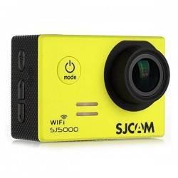 CAMARA VIDEO SJCAM SJ5000 WIFI YELLOW V2.0