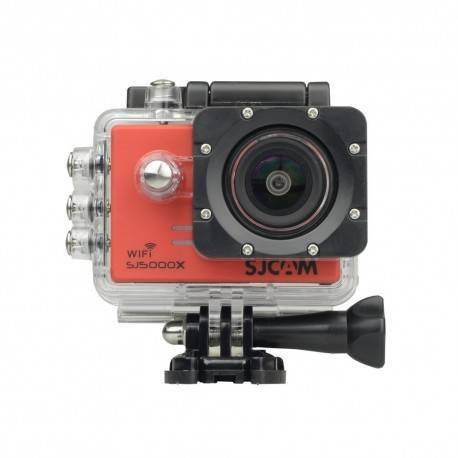 CAMARA VIDEO SJCAM SJ5000X ELITE WIFI RED V2.0