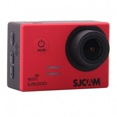 CAMARA VIDEO SJCAM SJ5000 WIFI RED V2.0