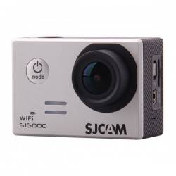 CAMARA VIDEO SJCAM SJ5000 WIFI SILVER V2.0
