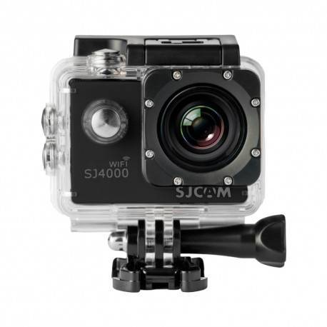 CAMARA VIDEO SJCAM SJ4000 WIFI BLACK V2.0