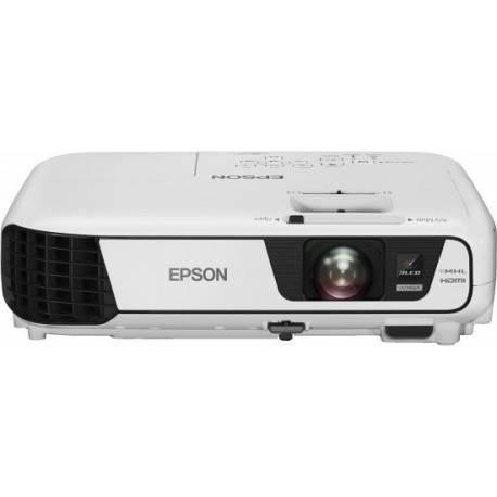 PROYECTOR EPSON EB-W31 3200 ANSI LUMEN SVGA