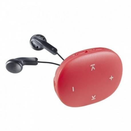 MP3 8GB INTENSO MUSIC DANCER ROSA