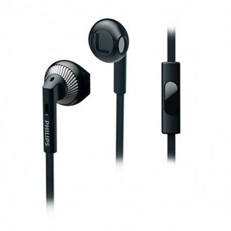 AURICULARES MICRO PHILIPS SHE3205BK NEGRO