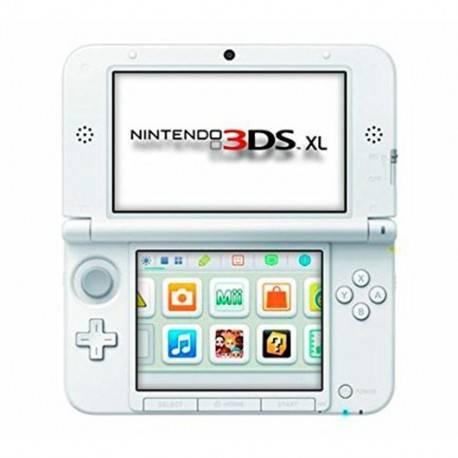 VIDEOCONSOLA NEW NINTENDO 3DS XL BLANCO PERLA