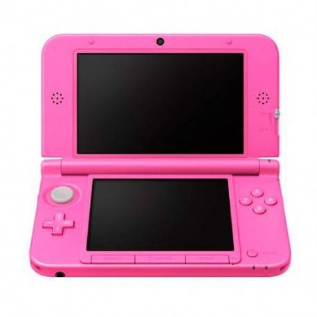 VIDEOCONSOLA NEW NINTENDO 3DS XL ROSA