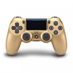 GAMEPAD ORIGINAL SONY PS4 DUALSHOCK DORADO V.2