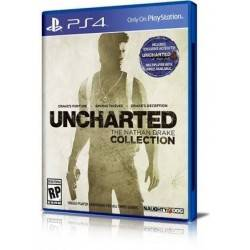 JUEGO VIDEOCONSOLA PS4 UNCHARTED COLLECTION