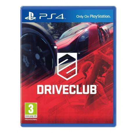 JUEGO SONY PS4 DRIVECLUB VR