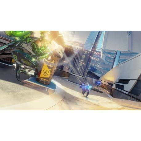 JUEGO SONY PS4 RIGS MECHANIZED LEAGUE VR