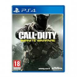 JUEGO VIDEOCONSOLA PS4 CoD: INFINITE WARFARE